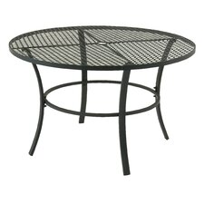 Wonderful Metal Round Outdoor Bistro Table