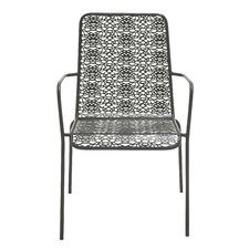 Metal Outdoor Side Chair