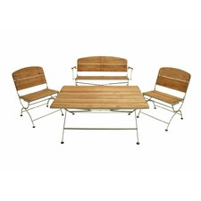 4 Piece Deep Seating Group