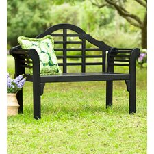 Lovely Lutyens Wood Garden Bench