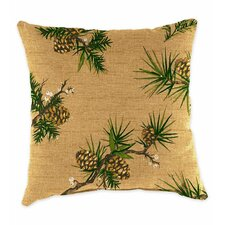 Classic Outdoor Throw Pillow