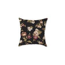 Polyester Classic Throw Pillow
