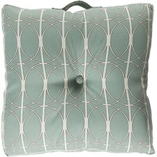 Coinciding Circles Outdoor Pillow Cover