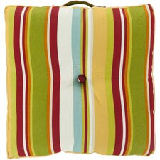 Multi-Dimensional Stripe Outdoor Pillow Cover