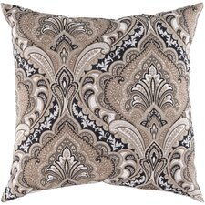 Today Only Sale Distinguished Damask Outdoor Pillow Cover