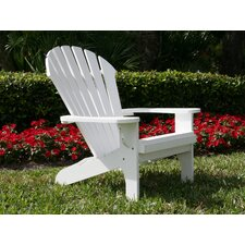 Adirondack Atlantic White Chair