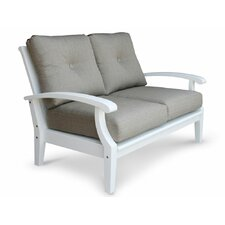 Cayman Deep Seating Loveseat with Cushions
