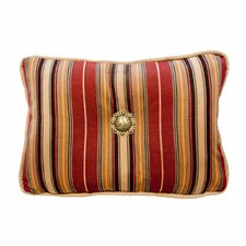 Belmont Cardinal Cotton Lumbar Pillow