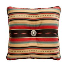 La Fonda Throw Pillow