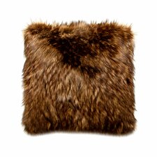 Lion's Mane Throw Pillow
