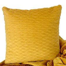Spacial Price Ripple Throw Pillow
