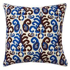 Printed Decorative Cotton Throw Pillow