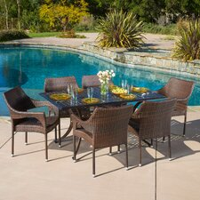 Acrodectes 7 Piece Dining Set