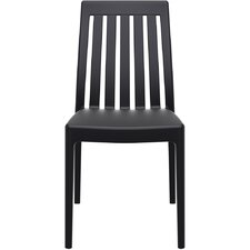 Dionysus Stacking Dining Side Chair (Set of 2)