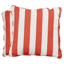 Luciano Indoor/Outdoor Throw Pillow (Set of 2)