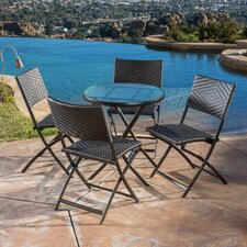 Pergamon 5 Piece Dining Set