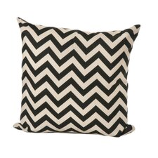 Arcadios Chevron Outdoor Throw Pillow