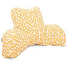 Cyrene Indoor/Outdoor Bed Rest Pillow