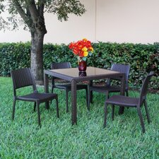 Amazing Kassiopeia 5 Piece Dining Set