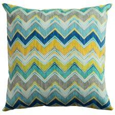 Indoor/Outdoor Prefilled Fabric Throw Pillow