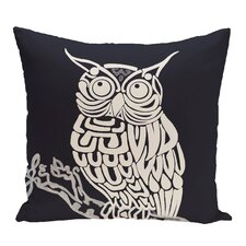 Myron Animal Outdoor Throw Pillow