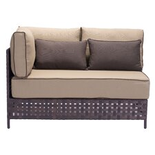 Acuff Chaise Lounge with Cushion