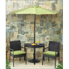 Becraft 4 Piece Bistro Set