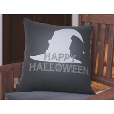Omicron Indoor/Outdoor Throw Pillow