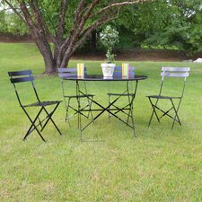 Blecha 5 Piece Dining Set