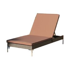 Ridinger Chaise Lounge with Cushion