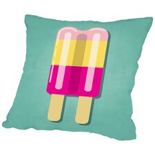 Brentwood Sweets Popsicle Outdoor Throw Pillow