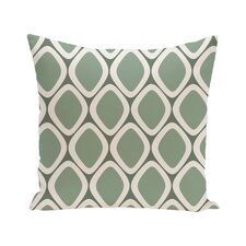 Sevier Geometric Print Outdoor Pillow