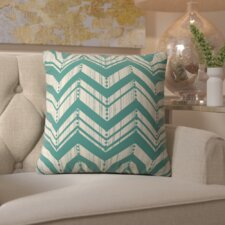 Ahlstrom Weathered Indoor/Outdoor Throw Pillow