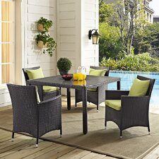 Binghamton 5 Piece Dining Set