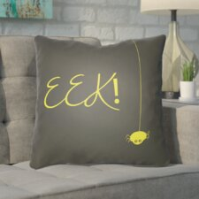 Rho Indoor/Outdoor Throw Pillow