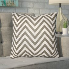 Plato Indoor/Outdoor Throw Pillow