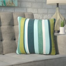 Bobbitt Indoor/Outdoor Stripe Throw Pillow (Set of 2)