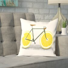 Brookeville Zest Outdoor Throw Pillow