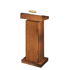 Orator Height Adjusting Full Podium