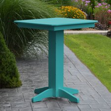 Poly Bar Table