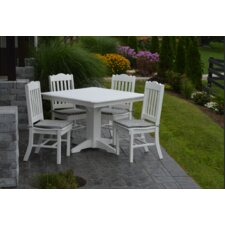 Purchase 5 Piece Poly Dining Set