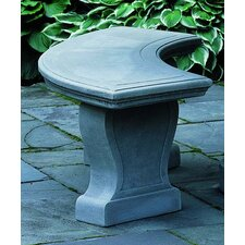 Palladio Cast Stone Garden Bench