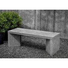 Ch?nes Brut Cast Stone Garden Bench