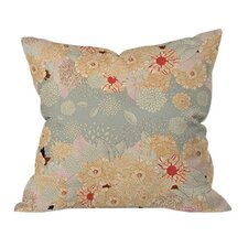 Big Island Creme De La Creme Indoor/Outdoor Throw Pillow
