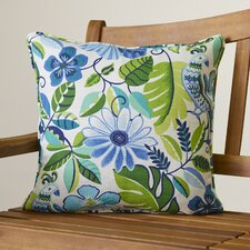 Communitea Indoor/Outdoor Throw Pillow