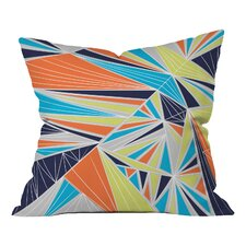Tech It Out Retro Indoor/outdoor Throw Pillow