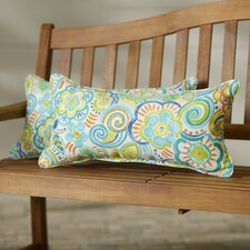 Broad Brook Indoor/Outdoor Lumbar Pillow Set (Set of 2)