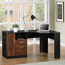 Dahlin Executive Desk with 2 Drawers