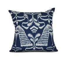 Selina Crown Outdoor Throw Pillow
