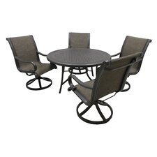Today Sale Only Bartlet 5 Piece Dining Set